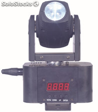 Luz Disco Led Cabeza Movil Beam Digital Rgbw mini 10w 4in1 rgbw beam