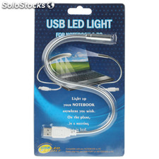 Luz flexible del USB LED, longitud: los 27cm