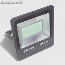 luz led 200W ip65 luminosa 100lm / w AC220V