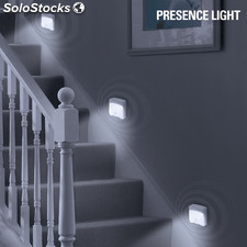 Luz LED con Sensor de Movimiento Presence Light