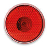 Luz LED roja intermitente