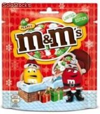 m&m's nuts 27x220g Xmas'14 offer