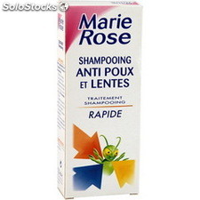 m.rose shp anti-poux&len 125ML