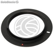 M42 lens adapter for Nikon camera (ED22-0002)
