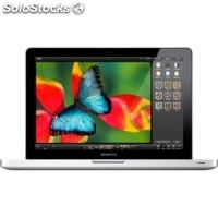 Macbook pro 13,3 I5DC 2,5GHZ 4GB 500GB 5400RPM hd graphics 4000