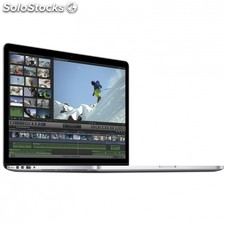 "Macbook pro 15"" / 38.1CM retina quad-core I7 2.2GHZ/16GB/256GB/force touch"