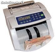 Machine de Comptage & d'Authentification de Billets de Banque