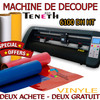 Machine de decoupe teneth
