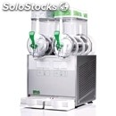 Machine for slush and cold creams-mod. quark stainless 2-# 2 bowls-# 1