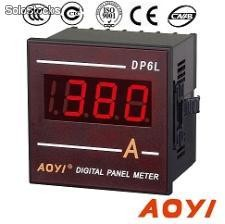 Machine use digital amp volt meter hn-dp6l