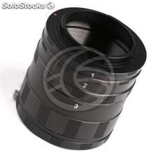 Macro Extension Tube for Sony Alpha lens (ED43)