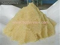 Macroporous weakly acidic ion exchange resin bc86