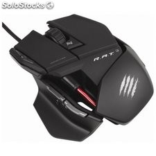 Mad catz r.a.t. 3 gaming mouse - ratón