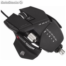 Mad catz r.a.t. 5 gaming mouse