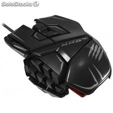 Mad catz r.a.t mmo te tournament edition negro