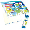 Magic Panel Milan + Rotuladores Lavables