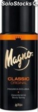 Magno Desodorante Spray 150 Ml. Spray Classic Original