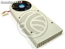 Mainboard Cooler Bahia 3.5 Fan (Beige) (VE16)