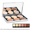 Make up palette - Contouring 6 tonos Stage Line