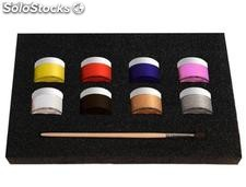 Make-up set with 8 different colors