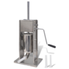 Maker/Embutidora/Rellenador Manual Acero Inoxidable- Vertical3L