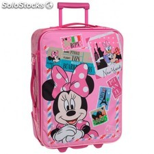 Maleta trolley Mickey Disney Skater ABS 48cm 2r