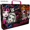 Maletin A4 Monster High