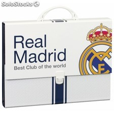 Maletin carton real madrid 1? equip. 16-