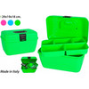 Maletín organizador my box verde - georplast - my box - BY07070362546_DESKIT