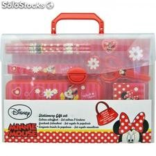 MALETIN PAPELERIA A4 ¨MINNIE DISNEY¨