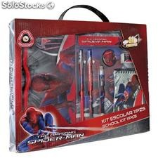 Maletin Papeleria The Amazing Spiderman