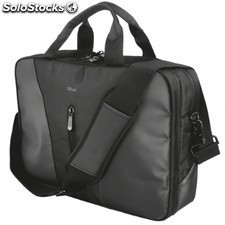 "Maletin TRUST modena carry bag para portatil de hasta 16""/40.64cm - correa"