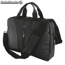 "Maletin TRUST modena slim carry bag para portatil de hasta 16""/40.64cm -"