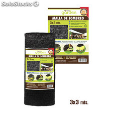 Malla para sombreo (3X3 m) - little garden - 8433774603849 - BY01090560384