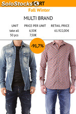 Man Shirts, Fall/Wint., Italian brands:Absolut Joy &Bray Steve Alan