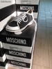 man stock of shoes: Moschino