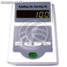 Managing Your Turn queues electronic programmable three-digit (driver) (ST23)