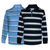 Manches Longues Homme Polos Ref. 219 A