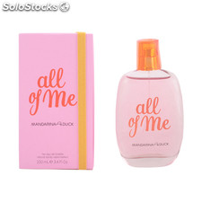 Mandarina Duck - all of me women edt vaporizador 100 ml