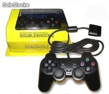 Mando compatible para play station 2 con cable ps2