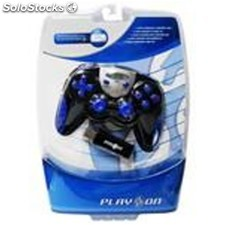 Mando compatible PS3 azul