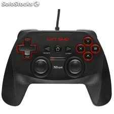 Mando gamepad para pc y PS3 trust gaming gxt 540