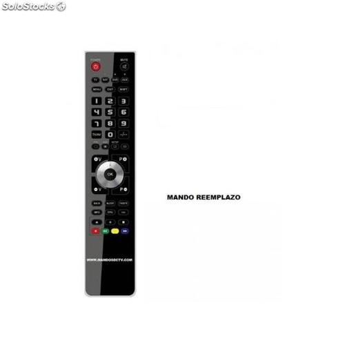 Mando tv haier LET22C600F