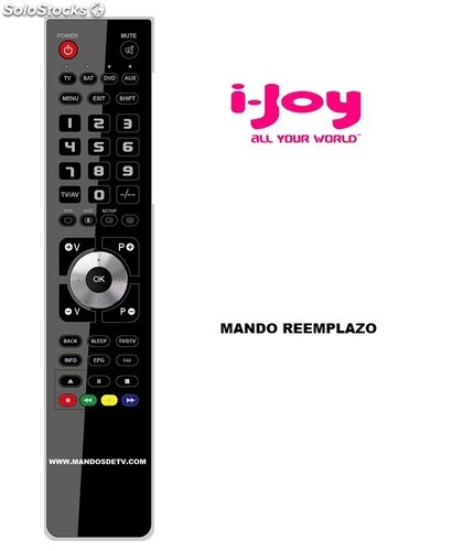 Mando tv i - joy ILED32SGB02