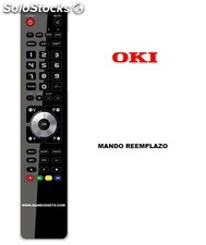Mando tv oki V40A-LED1