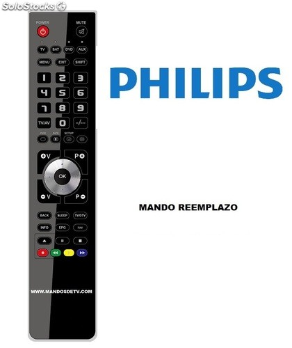 Mando tv philips 19PFL5404H/12