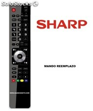 Mando tv sharp GA258WJSA