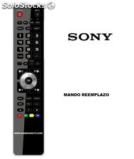 Mando tv sony kdl-32W650A