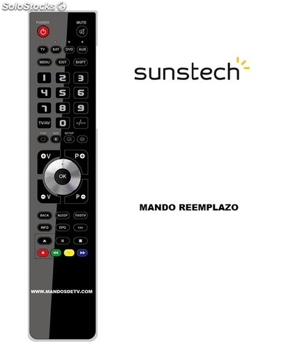 Mando tv sunstech TLXRI1975D