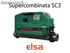 Mandrinadora Portatil Supercombinata